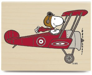 Snoopy Flying High n