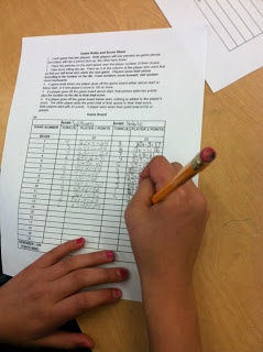 Positive and Negative Number Game