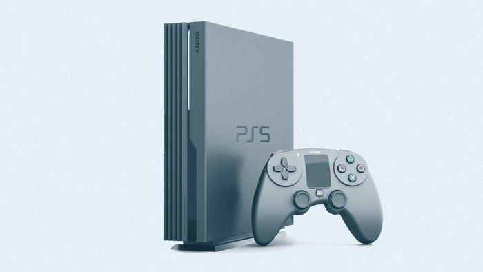 Sony PS5 Concept Design – PS5 by Joseph Dumary | Gadgets in 2019