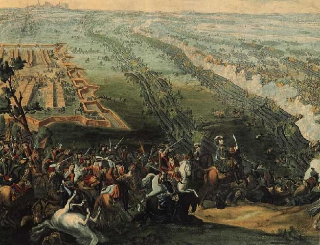 On June 27th, 1709 one of the famous events in the World History took place - The Battle of Poltava. Russian military headed by Peter The Great won a brilliant victory over the Swedish army headed by Karl the XII. The Battle of Poltava is an unfading example of the feat of arms, courage and valour of the people for their independence. The victory at the Battle of Poltava saved the Ukrainian and Byelorussian peoples from enslavement, strengthened their friendship with the Russian people.