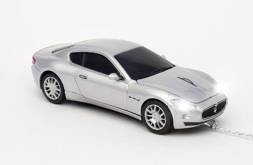 Click Car 660301 Souris filaire Usb Maserati Granturismo Argent: Description du produit: Mobility Lab – Maserati Type de produit: Souris…