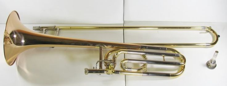 10 best images about low brass on pinterest auction for Yamaha trombones for sale