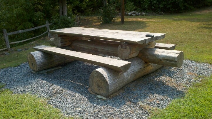 Log Bench For The Cabin Pinterest Bench Logs And