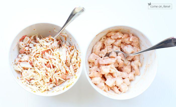 recipe: crab meat sushi filling [29]