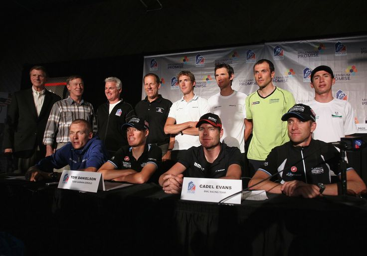Ivan Basso Photos: 2011 USA Pro Cycling Challenge - Preview
