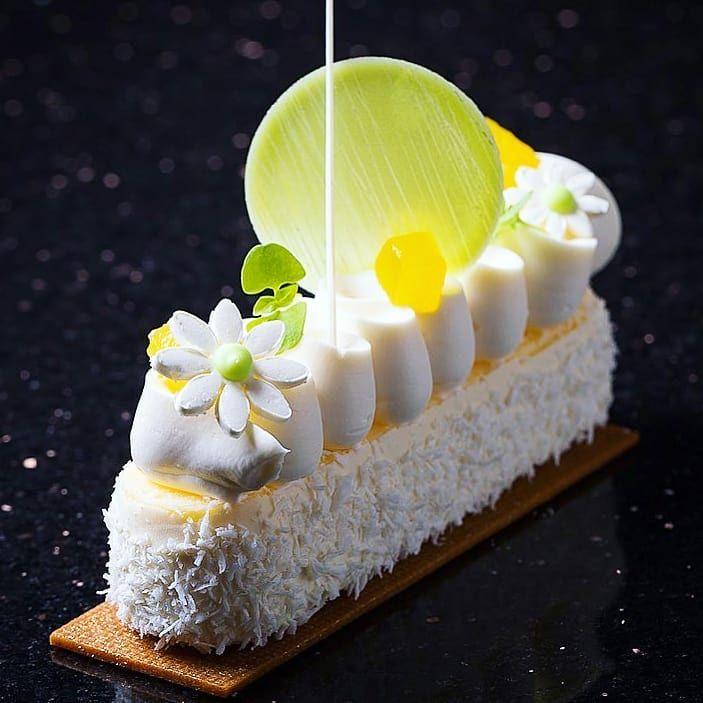 Slikovni rezultat za gâteau à la crème de luxe au citron