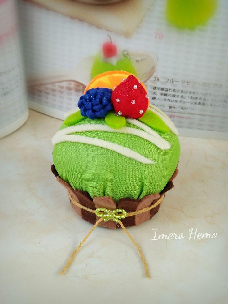 Cute pincushion