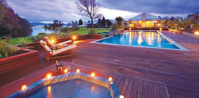 WorldMark Resort Rotorua   WorldMark South Pacific Club   Resorts. New Zealand North Island.
