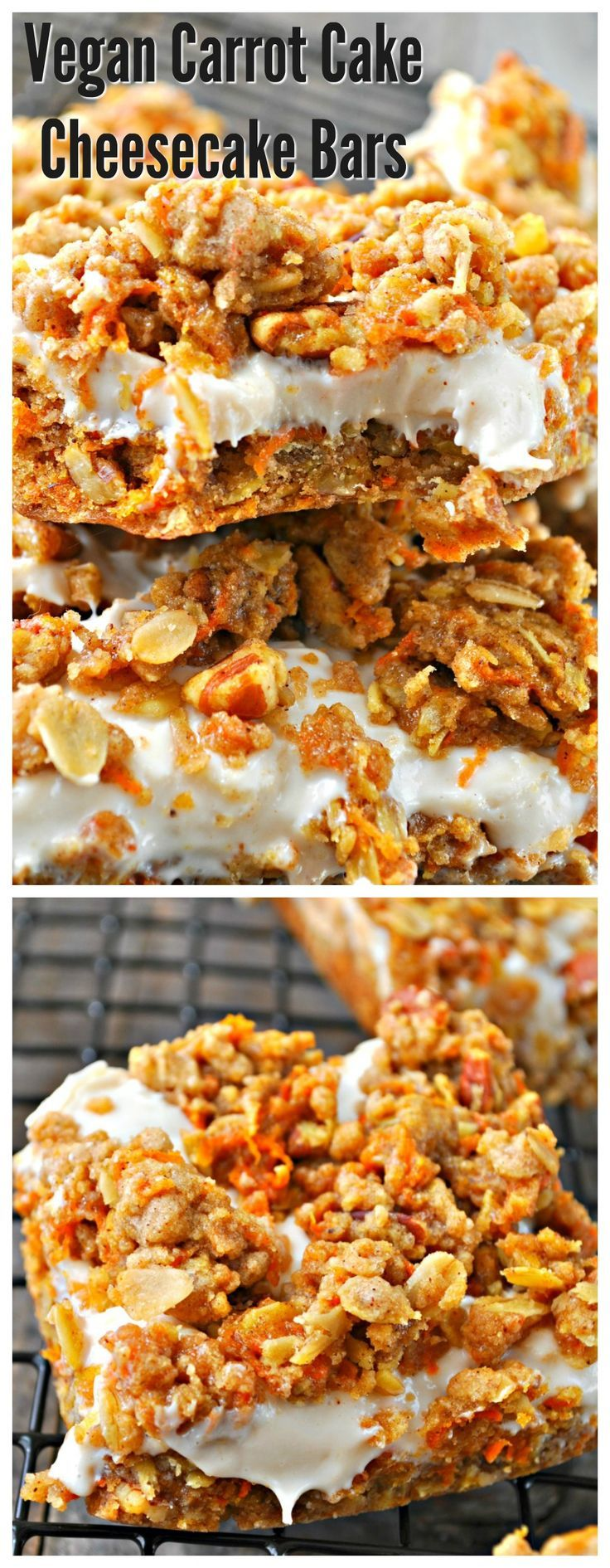 25 Best Ideas About Vegan Carrot Cakes On Pinterest