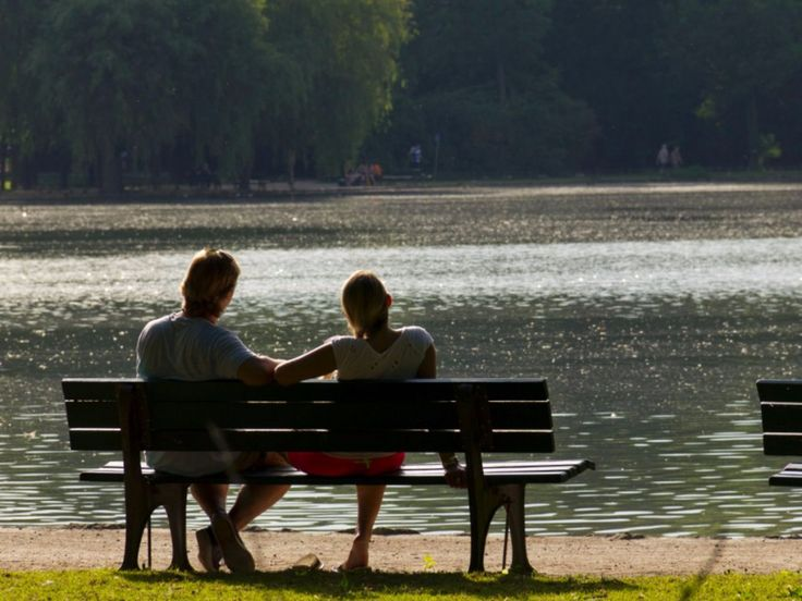 Elegant Ausflugsziele mit Hund in Deutschland Bayern M nchen Englischer Garten Romantisches Flair am