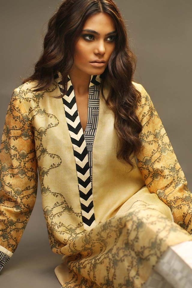 Sania Maskatiya Eid Collection 2014
