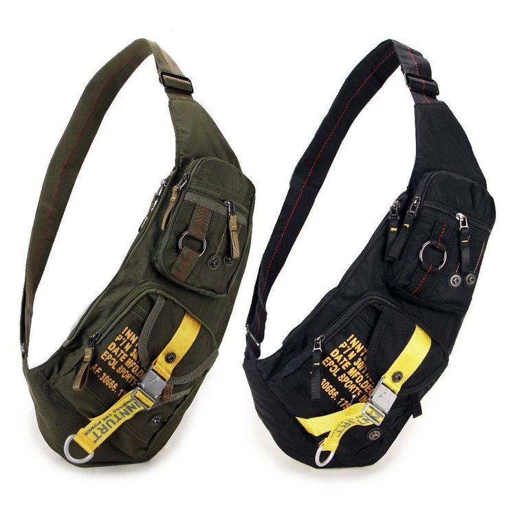Outdoor Casual Military Tactical Sling Sport Travel Chest Bag Shoulder Bag For Men Women Small Black Green Shoulder Bags For Men Fiorelli Handbags From Linguixiang, $25.13| Dhgate.Com