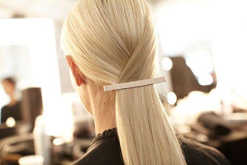 London Fashion Week Spring/Summer 2014: Marios Schwab - Hairdressers Journal