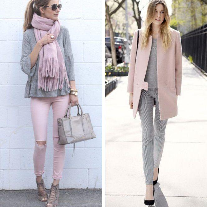 7 ideas para combinar prendas de color gris - Ellas Hablan | Ropa gris,  Como combinar colores ropa, Combinar colores ropa