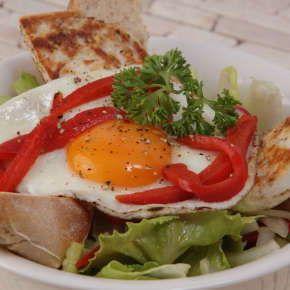 Farmer saláta - All About Street Food (Új/New!) | Rendeld meg most a LeFoodon, Házhozszállítással, online, másodpercek alatt: http://lefood.hu/allaboutstreetfood | EN: Order now online! Farmer Salad