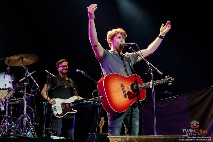 James Blunt at the Xcel Energy Center, Saint Paul, Minnesota 01.07.2017 - review and pics