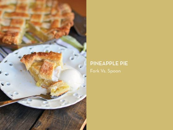IT'S ALMOST PI DAY: 10 PIE RECIPES – Pineapple Pie