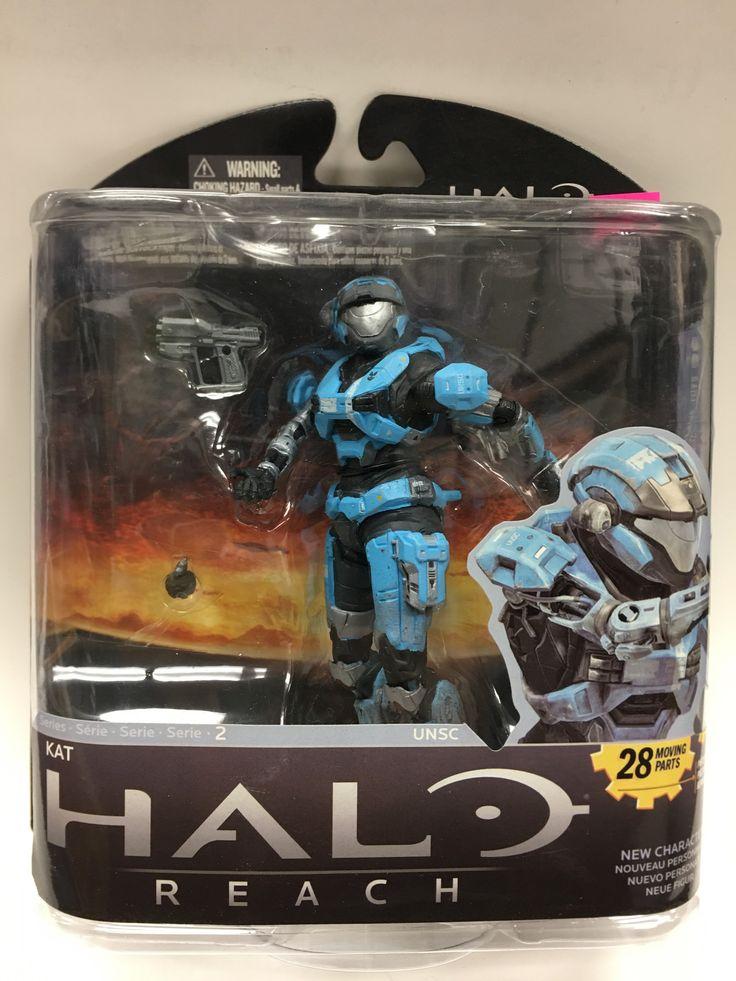 McFarlane Halo Reach Kat
