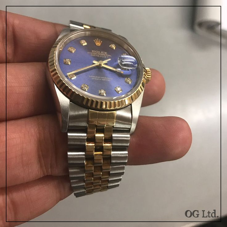 Rolex Datejust 36mm Two Tone Vintage Blue Diamond Dial. Every #watch has a story. Let's make you memorable story with us. u.  #rolex #uk #datejust #twotone #vintage #vinatgelover #blue #diamonds #diamonddial #mensfashion #menaccesories #rolexlover #antiquedealerofinstagram #style #fashion #trending #trend #الكويت #اومان #سعوديه #خليج #مسقط #عرب #rolexholics #watchesofinstagram #watches #watchholic