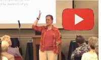 VIDEO: TEEPA SNOW presents the other side of dementia like no one else can. Learn what people with dementia hear when you talk, how they process your verbal cues and how to better adjust yourself to their reaction.