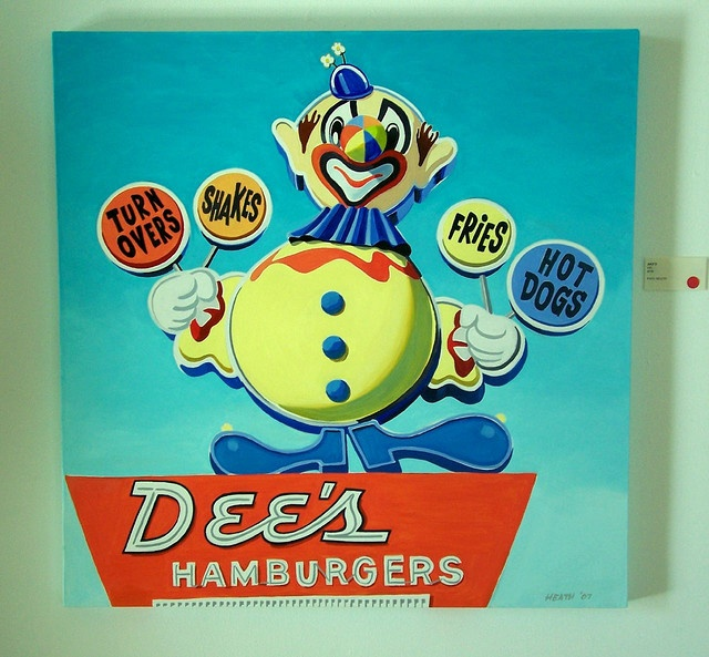 Dee's Hamburgers • Salt Lake City, Utah  ...... This was a place we got a cheap lunch the first year we were married.....seems from memory you could get four hamburgers for a dollar..........Pat