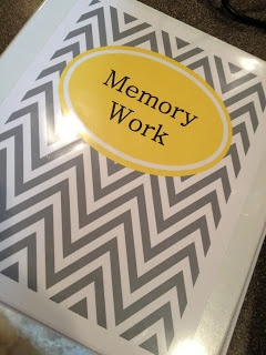 Lextin Academy of Classical Education: Memory Work Binder plus helpful lists of memory work for different ages.