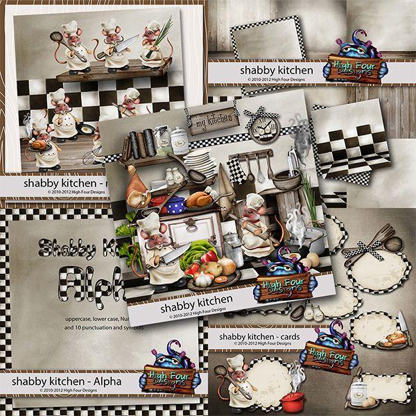 The Shabby Kitchen Bundle