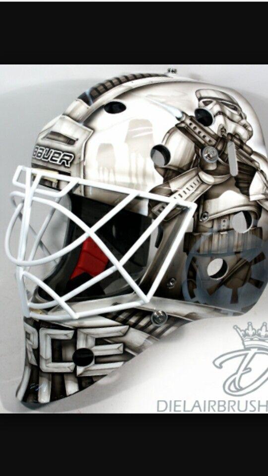 96 best images about goalie masks pads hockey on pinterest. Black Bedroom Furniture Sets. Home Design Ideas