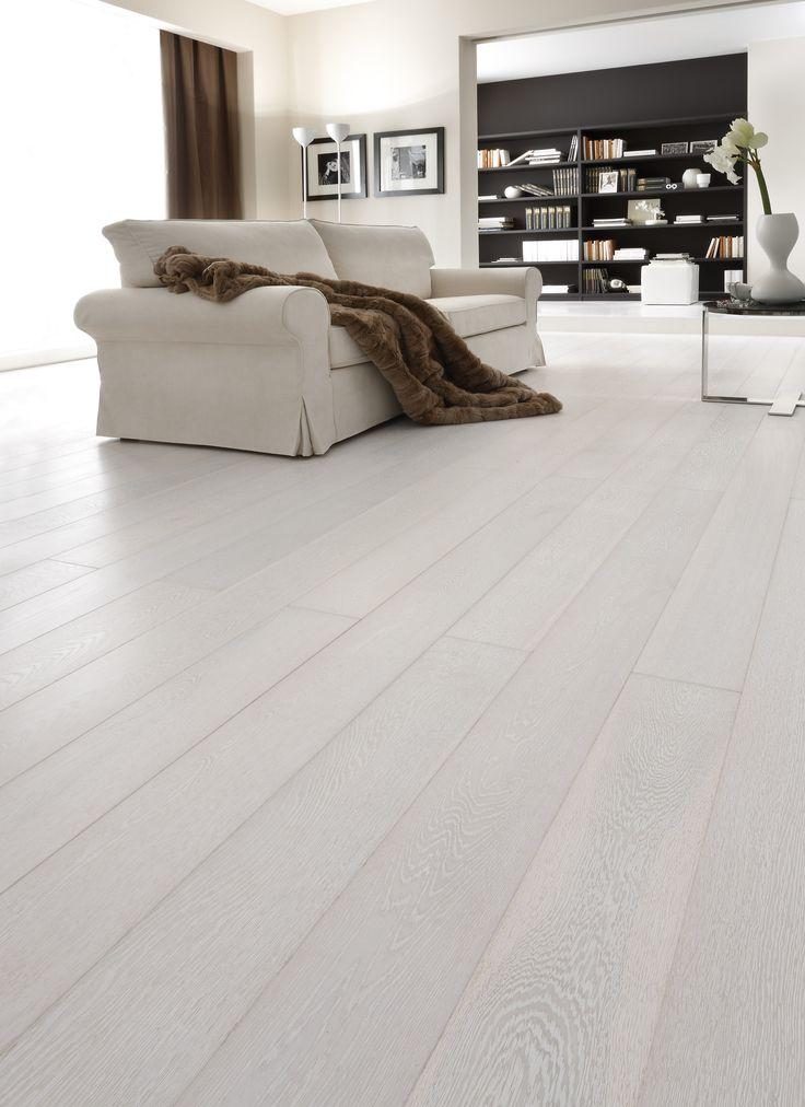 rovere blanche - Pavimenti legno prefiniti fornitura | BERTI
