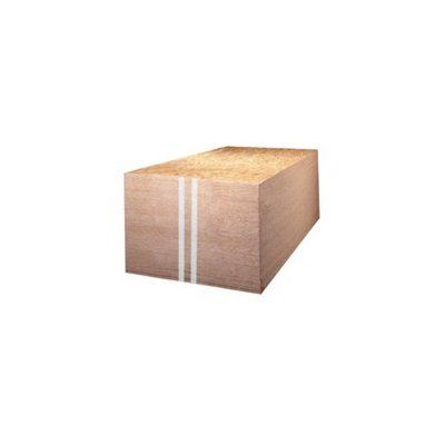 Blue Ribbon 3/8-in x 4-ft x 8-ft OSB Sheathing