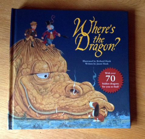 Book review: Where's the Dragon