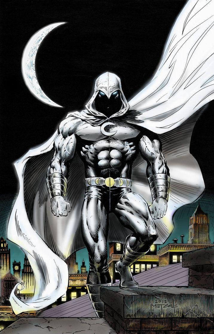 moon knight - photo #13