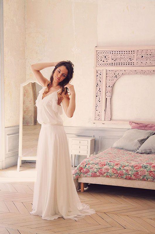 Ligne glamour | Marie laporte Romantique