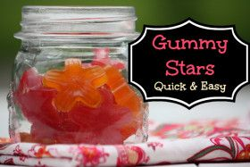 Super easy, quick homemade gummy snacks! Just 1/3 cup lemon juice, 3 Tbsp honey and 3 Tbsp unflavored gelatin (Tried these for Sophia in an effort to sneak gelatin into her diet to help heal her gut from food allergies, she LOVES them & so do we ;) )