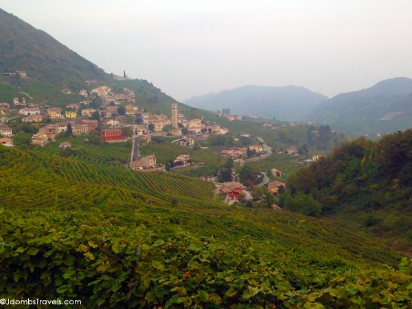 Would love to visit! Prosecco Road, winding along spaghetti thin roads in the Prosecco Hills of Veneto has some serious wow-factor!