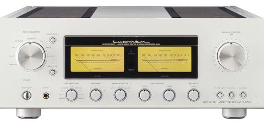 Luxman L-550A II pure A
