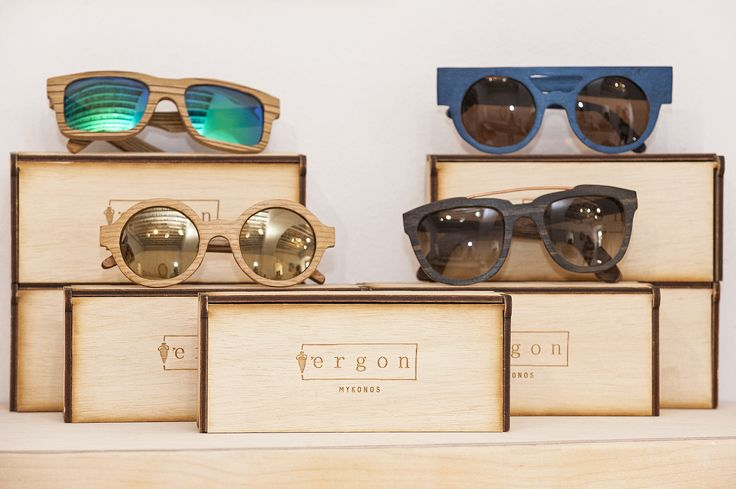 Greek Handmade Sunglasses