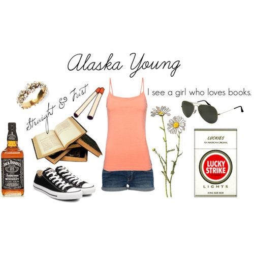 Alaska Young from Looking for Alaska