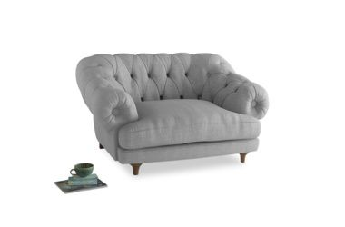 Bagsie Love Seat in Thatch House Fabric. Pretty please Phil?