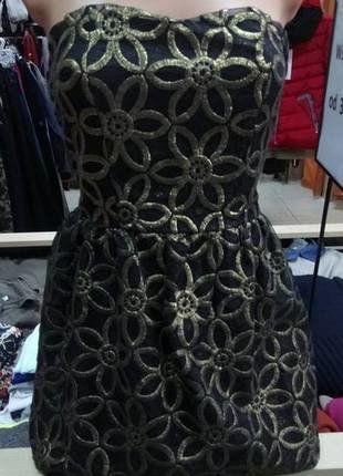 Kup mój przedmiot na #vintedpl http://www.vinted.pl/damska-odziez/sukienki-wieczorowe/19042145-sukienka-czarno-zlota