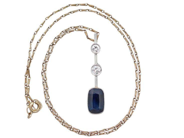 3.85Ct Sapphire