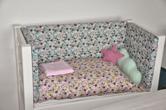 ditts: Byg din egen Bedside Babybed - Babyseng og sengerand - Babymonth #4