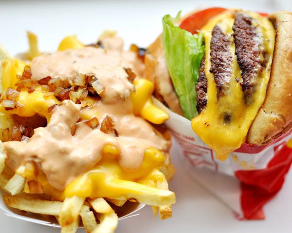 In-N-Out's Animal Sauce