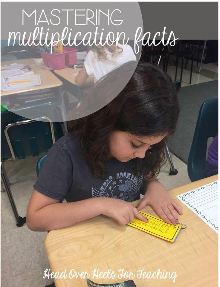 Mastering Multiplication Facts