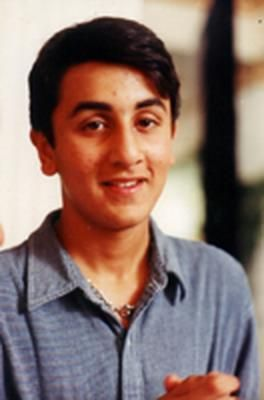 Ranbir Kapoor. Proof that even the hottest of dudes had those awkward teen years.
