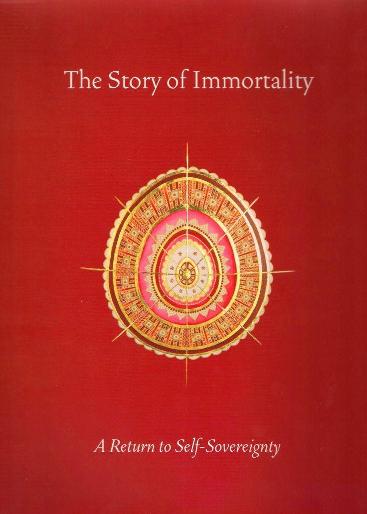 Eternity Ink - The Story of Immortality - A return to self sovereignty  , $49.95 (http://www.eternityink.com.au/books-all/all-books/the-story-of-immortality-a-return-to-self-sovereignty/)