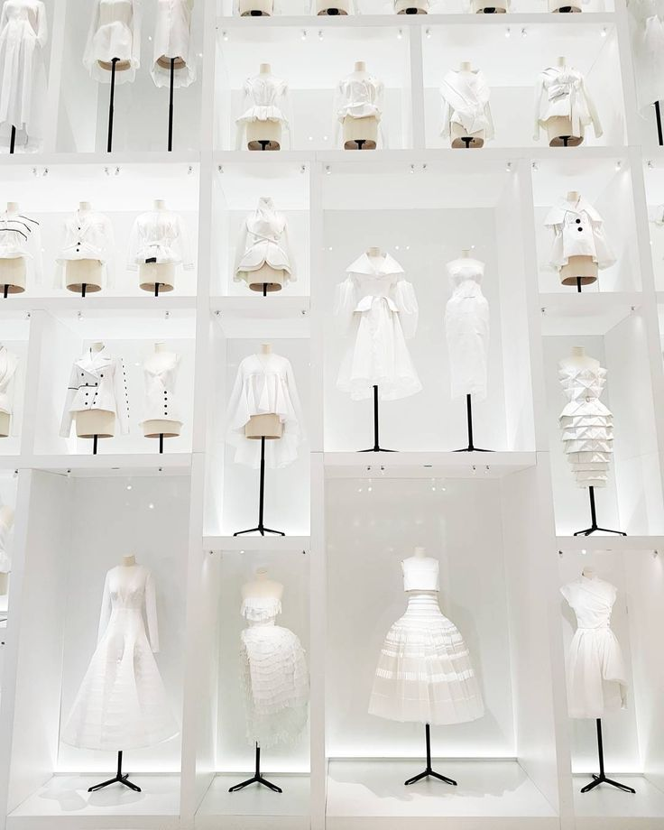 Photo from my visit at @dior exhibition
