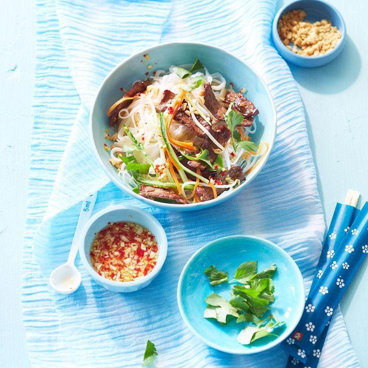 Rezept Vietnamesische Street Noodles