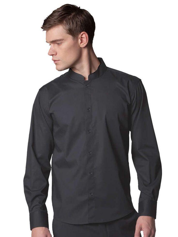 Resultado de imagen para camisas cuello mao