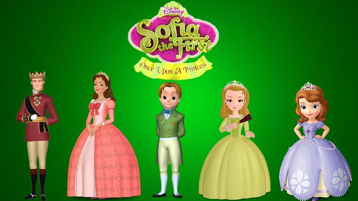 Finger Family Sofia the First Song - Sofia the First Cartoon - Songs for...